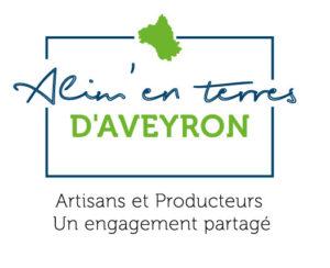 Logo Alim'en terres d'Aveyron