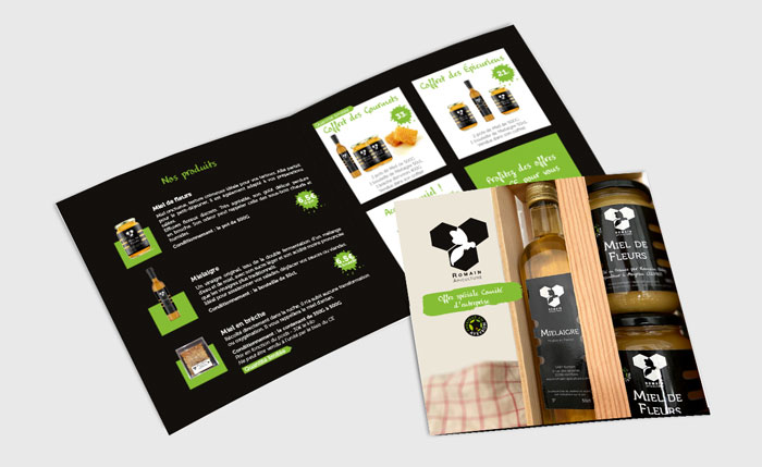 Création d'étiquettes pour la distribution des produits en circuit court (épicerie fine, magasin de producteurs, petits commerces de proximité, marché...)